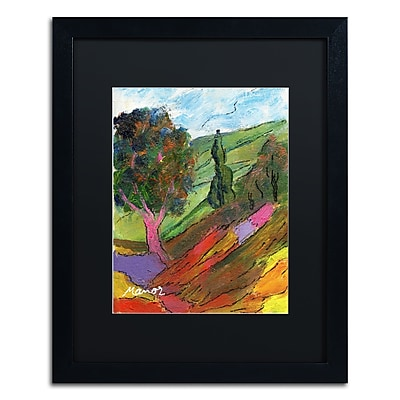 Trademark Fine Art ''Untouched Hillside'' by Manor Shadian 16
