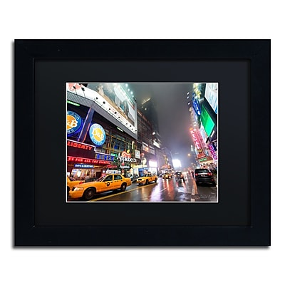 Trademark Fine Art ''42nd. Street'' by David Ayash 11