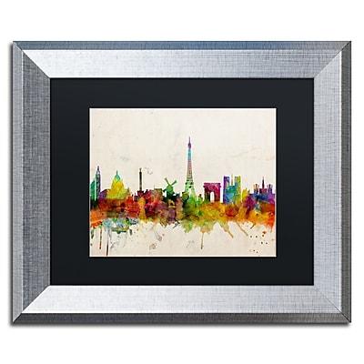 Trademark Fine Art ''Paris Skyline'' by Michael Tompsett 11