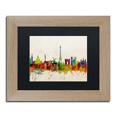 Trademark Fine Art ''Paris Skyline'' by Michael Tompsett 11