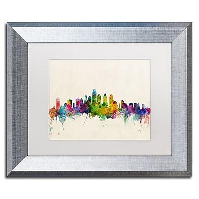 Trademark Fine Art ''Philadelphia PA'' by Michael Tompsett 11