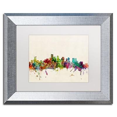 Trademark Fine Art ''Boston MA'' by Michael Tompsett 11