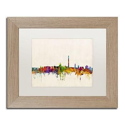 Trademark Fine Art ''Washington DC Skyline'' by Michael Tompsett 11