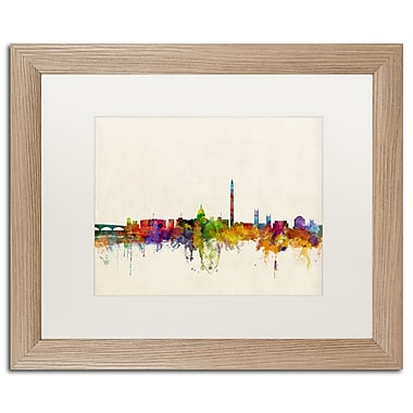 Trademark Fine Art ''Washington DC Skyline'' by Michael Tompsett 16