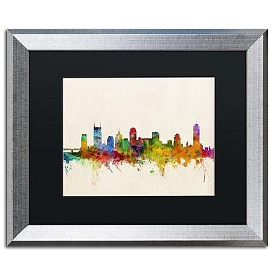 Trademark Fine Art ''Nashville Skyline'' by Michael Tompsett 16