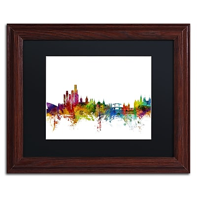 Trademark Fine Art ''Amsterdam Skyline II'' by Michael Tompsett 11