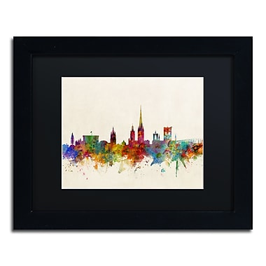 Trademark Fine Art ''Norwich England Skyline'' by Michael Tompsett 11