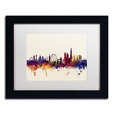 Trademark Fine Art ''London England Skyline III'' by Michael Tompsett 11