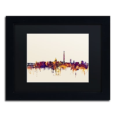Trademark Fine Art ''Washington DC Skyline V'' by Michael Tompsett 11