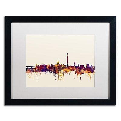 Trademark Fine Art ''Washington DC Skyline V'' by Michael Tompsett 16