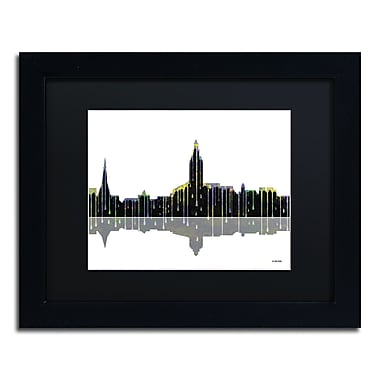 Trademark Fine Art ''Annapolis Maryland Skyline'' by Marlene Watson 11