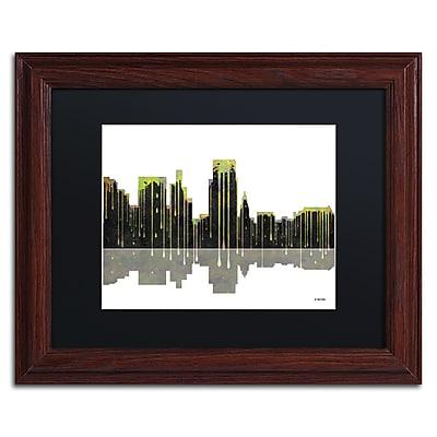 Trademark Fine Art ''Boise Idaho Skyline'' by Marlene Watson 11