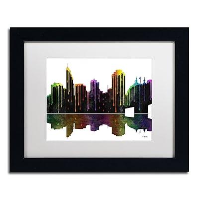 Trademark Fine Art ''Cincinatti Ohio Skyline'' by Marlene Watson 11