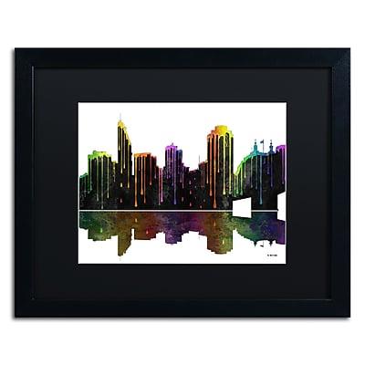 Trademark Fine Art ''Cincinatti Ohio Skyline'' by Marlene Watson 16