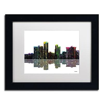 Trademark Fine Art ''Little Rock Arkansas Skyline'' by Marlene Watson 11