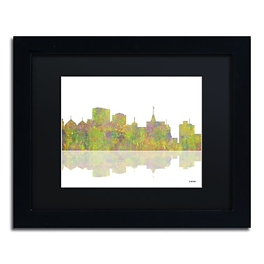Trademark Fine Art ''Oakland California Skyline'' by Marlene Watson 11