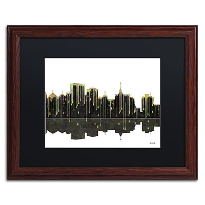 Trademark Fine Art ''Oakland California Skyline'' by Marlene Watson 16