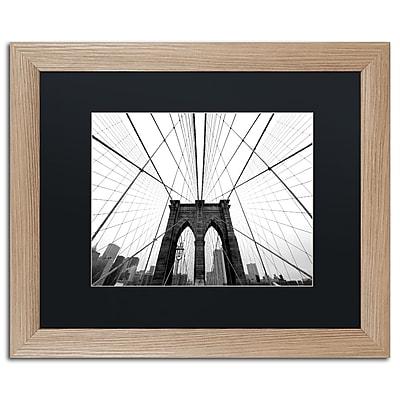 Trademark Fine Art ''NYC Brooklyn Bridge'' by Nina Papiorek 16