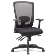 Alera® Mesh Mid Back Chair W/ Adjustable Arms