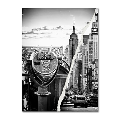 Trademark Fine Art ''Looking to New York City'' by Philippe Hugonnard 18
