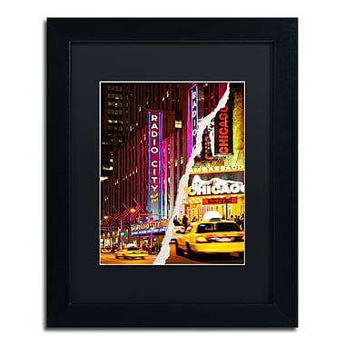 Trademark Fine Art ''Taxis Manhattan'' by Philippe Hugonnard 11