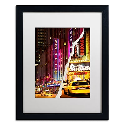 Trademark Fine Art ''Taxis Manhattan'' by Philippe Hugonnard 16