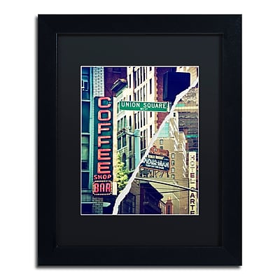 Trademark Fine Art ''New York Atmosphere'' by Philippe Hugonnard 11