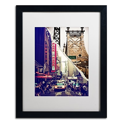 Trademark Fine Art ''NYC Traffic'' by Philippe Hugonnard 16