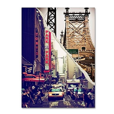 Trademark Fine Art ''NYC Traffic'' by Philippe Hugonnard 14