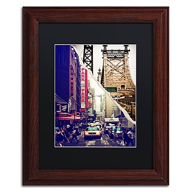 Trademark Fine Art ''NYC Traffic'' by Philippe Hugonnard 11