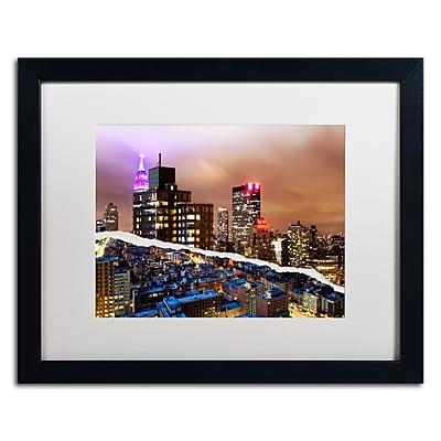 Trademark Fine Art ''City That Never Sleeps'' by Philippe Hugonnard 16