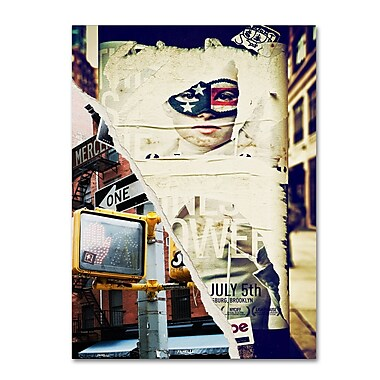 Trademark Fine Art ''NY Street Scenes'' by Philippe Hugonnard 35