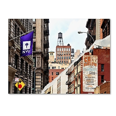Trademark Fine Art ''Midtown Manhattan'' by Philippe Hugonnard 24