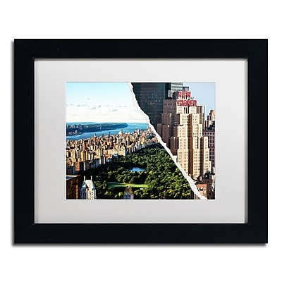 Trademark Fine Art ''Central Park View'' by Philippe Hugonnard 11