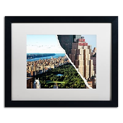 Trademark Fine Art ''Central Park View'' by Philippe Hugonnard 16
