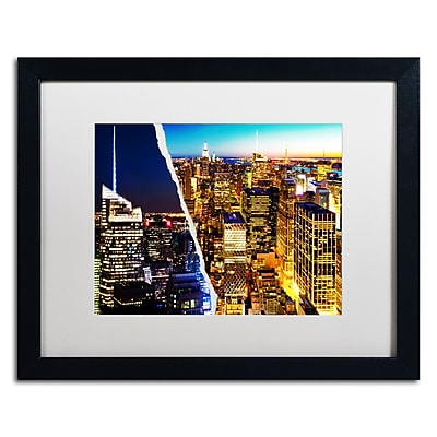 Trademark Fine Art ''City Lights'' by Philippe Hugonnard 16