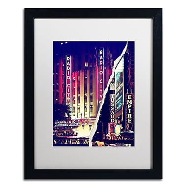 Trademark Fine Art ''Times Square Theater District'' by Philippe Hugonnard 16