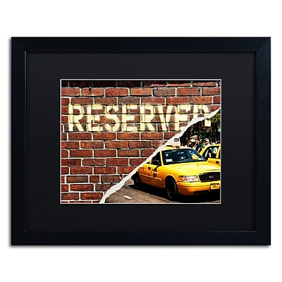Trademark Fine Art ''Taxi Booked'' by Philippe Hugonnard 16