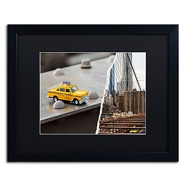 Trademark Fine Art ''NYC Taxi'' by Philippe Hugonnard 16