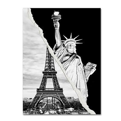 Trademark Fine Art ''Architectural Grandeur'' by Philippe Hugonnard 35