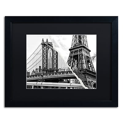 Trademark Fine Art ''The Tower and the Bridge'' by Philippe Hugonnard 16
