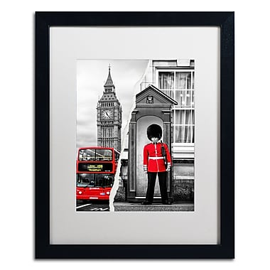 Trademark Fine Art ''Look at London'' by Philippe Hugonnard 16