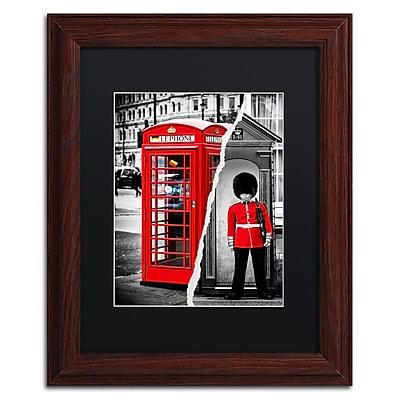 Trademark Fine Art ''Red'' by Philippe Hugonnard 11