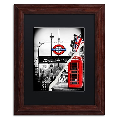 Trademark Fine Art ''Westminster Station'' by Philippe Hugonnard 11
