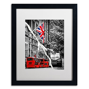 Trademark Fine Art ''London Bus'' by Philippe Hugonnard 16