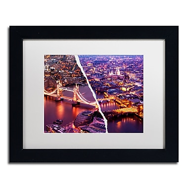 Trademark Fine Art ''City Lights London'' by Philippe Hugonnard 11