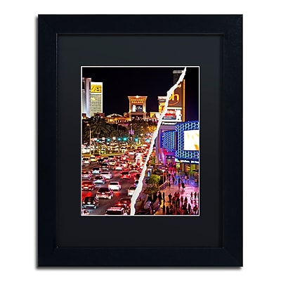 Trademark Fine Art ''The City of Las Vegas'' by Philippe Hugonnard 11