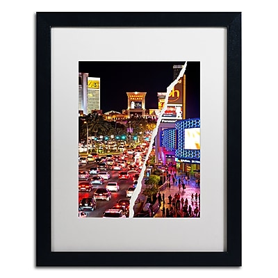 Trademark Fine Art ''The City of Las Vegas'' by Philippe Hugonnard 16