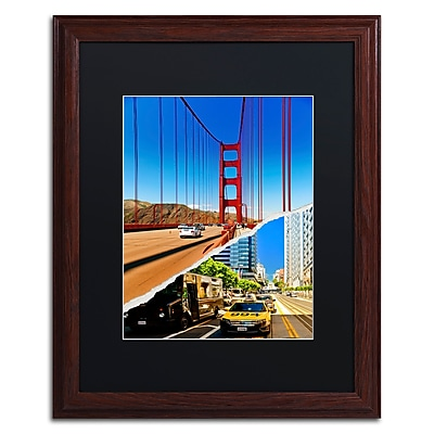 Trademark Fine Art ''San Francisco Travel'' by Philippe Hugonnard 16