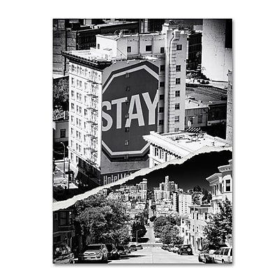 Trademark Fine Art ''Staying in San Francisco'' by Philippe Hugonnard 35